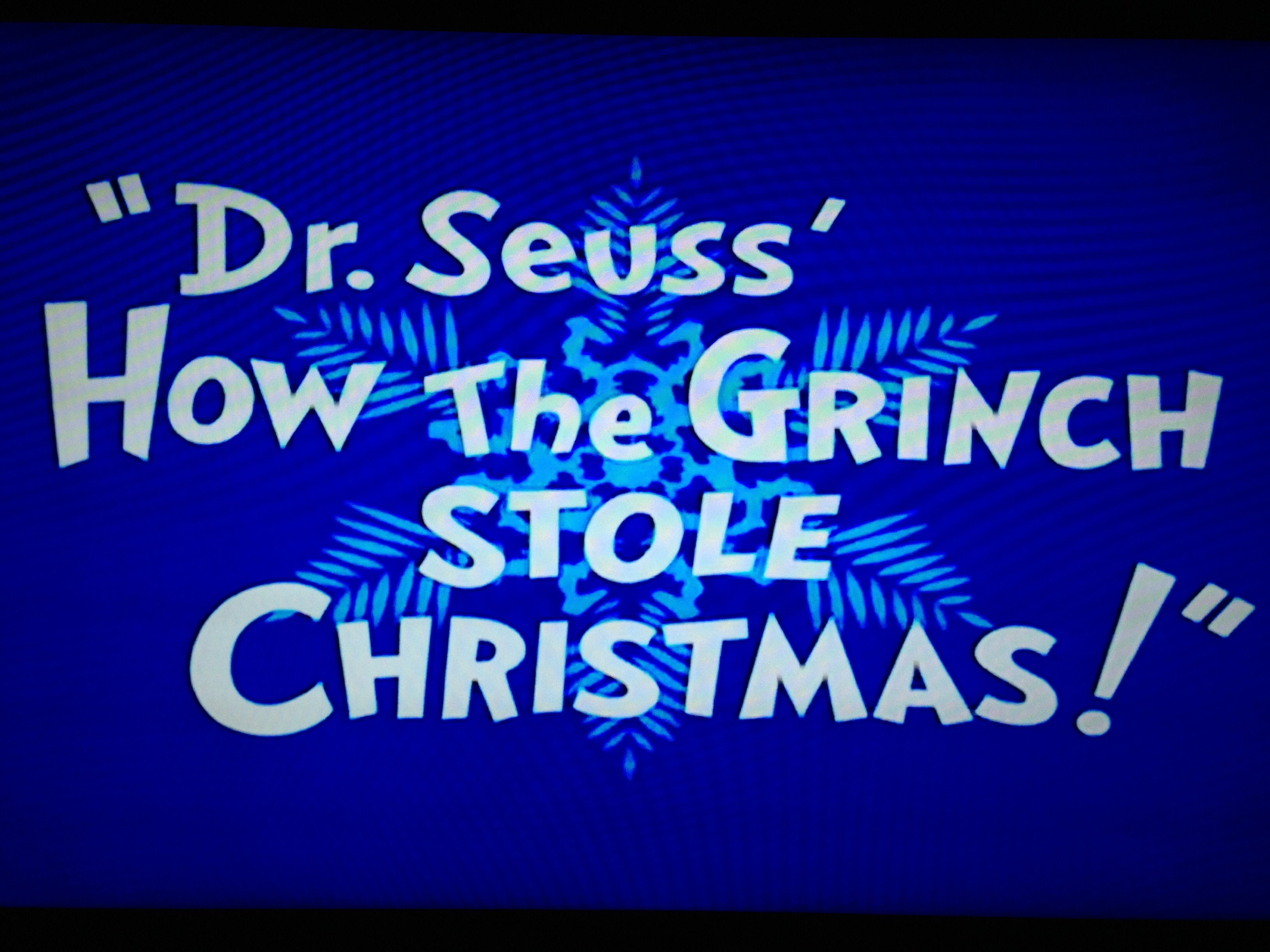 Dr. Seuss' How the Grinch Stole Christmas! | Gay Geek Gab
