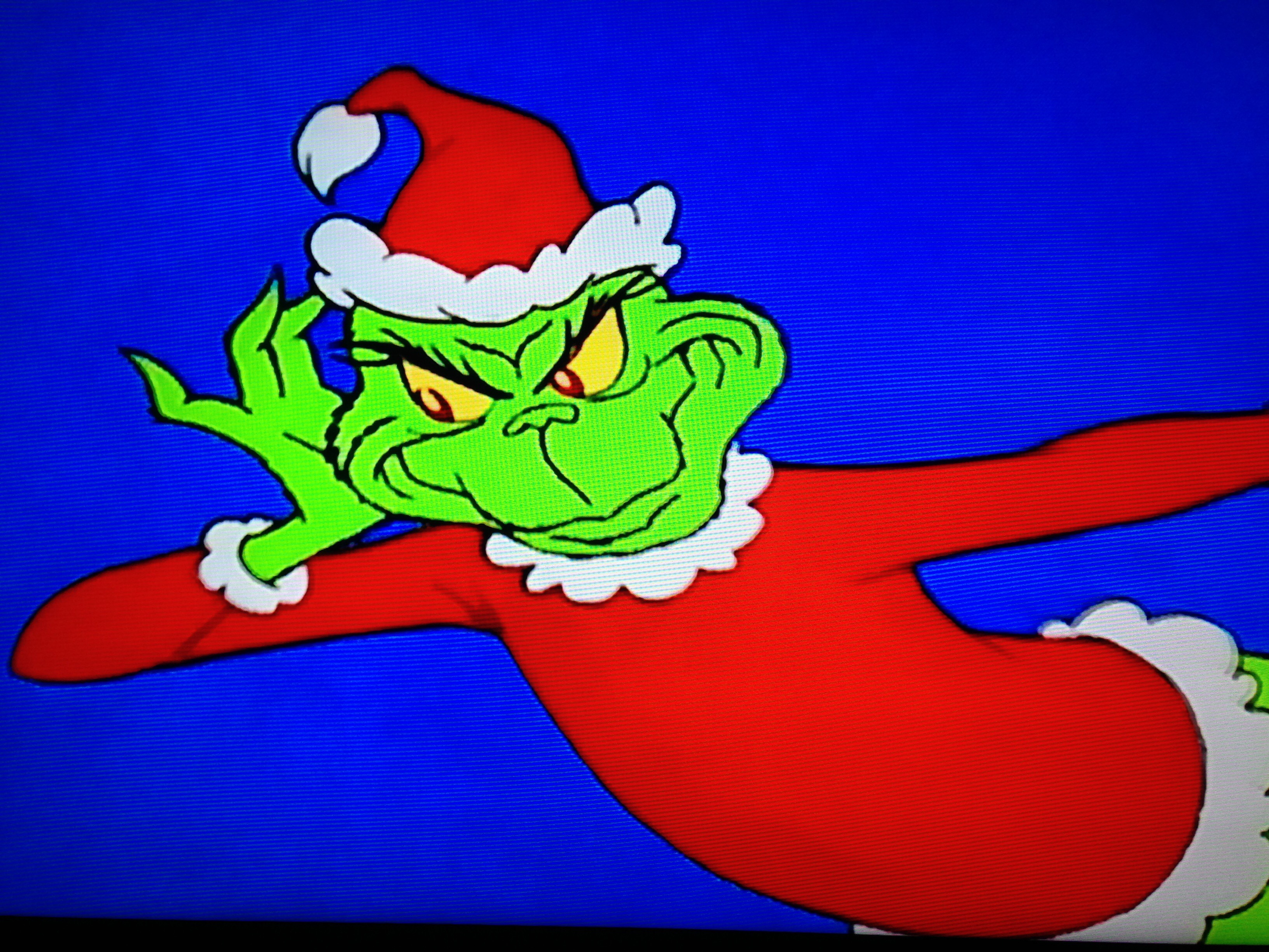 How the grinch stole christmas coloring pictures M: The Grinch's Great Big Flap Book