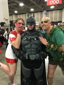 FanX 2017 Cosplayers